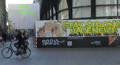"""""""Stay Strong People people from The Hague"""