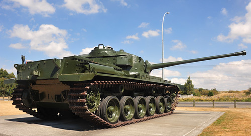 A41 Centurion Tank