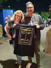Sue And Alex And The Morrissey Concert T-Shirt