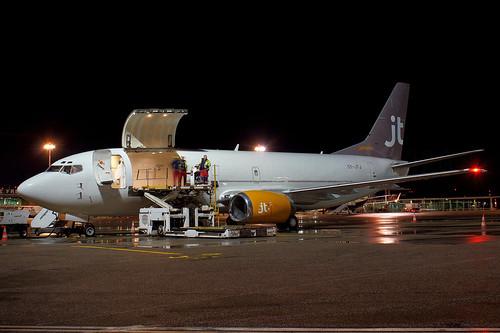 OY-JTJ(cn 23741)Boeing 737-301(SF) Jettime