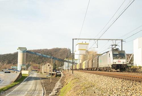 SNCF 186 193 Namêche