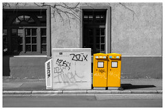 Postbox near Internetr