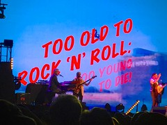Too Old to Rock 'n' Roll