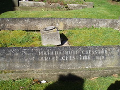 Charles 1893 - 1971 and Matilda Ruth 1893 - 1960 Chesshire