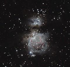 M42 Orion nebulae