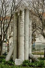 José Fontana Monument (1990) - João Cutileiro (1937)