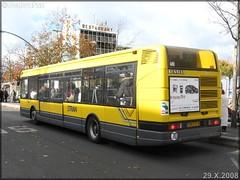Renault Agora S – STRAN (Société des TRansports de l'Agglomération Nazairienne) n°400