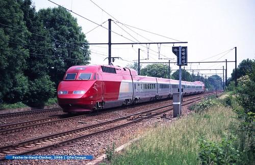Thalys 4534  |  Fexhe-le-Haut-Clocher