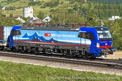 SBB Cargo International, 193 516-2 : Aare