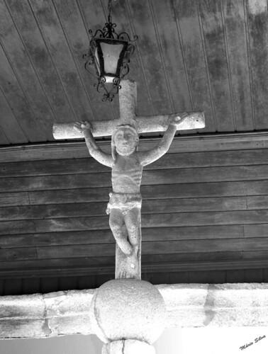 Cruzeiro de Santo Cristo - Casas de Monforte -Chaves - PORTUGAL