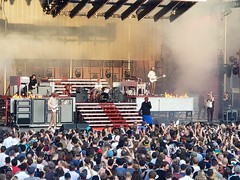 Cage The Elephant At Forest Hills Stadium