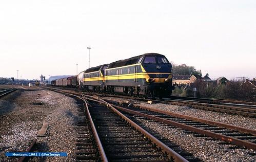 Class 55  |  Montzen
