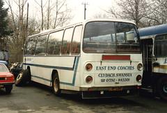 East End Coaches, Clydach.