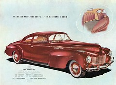 1940 Chrysler New Yorker Coupe