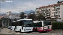 Iveco Bus Crossway – Les Courriers Rhodaniens (adhérent au réseau Réunir) / Babuscolaire n°857
