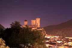 FR11 5806 Le Château de Foix. Foix, Ariège - Photo of Foix