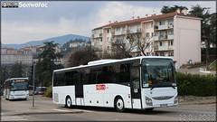 Iveco Bus Crossway – Les Cars du Vivarais (adhérent au réseau Réunir) / Babuscolaire n°168