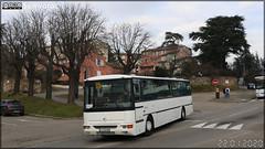 Irisbus Récréo – STADE (Société des Transports d'Annonay, Davézieux et Extensions) (Transdev) / Babus n°276