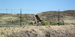 Independent Dike (gilsonite dike in the Uinta Formation, Middle Eocene; Bonanza, Utah, USA) 17