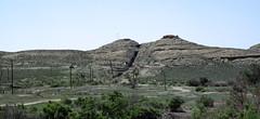 Independent Dike (gilsonite dike in the Uinta Formation, Middle Eocene; Bonanza, Utah, USA) 13