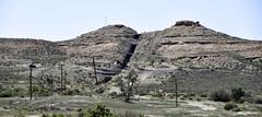 Independent Dike (gilsonite dike in the Uinta Formation, Middle Eocene; Bonanza, Utah, USA) 8