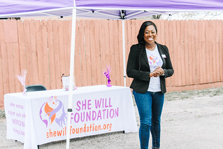 Ribbon Cutting: SHE Will Foundation
