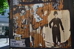 Paris, rue des orteaux