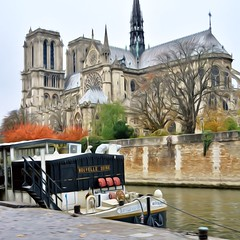Notre-Dame from the Rive gauche (10)