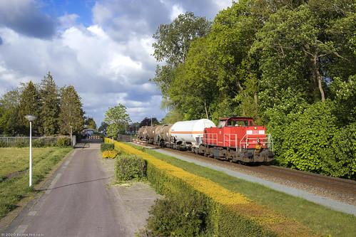 DB Cargo 6416, Feanwâlden