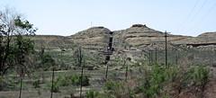 Independent Dike (gilsonite dike in the Uinta Formation, Middle Eocene; Bonanza, Utah, USA) 15