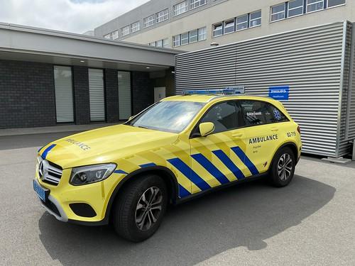 MB GLC 220D 4 Matic (2017) Visser, 02-719 Witte-Kruis - Dokterswacht Friesland, post Leeuwarden (NL) 1