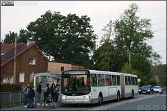 Heuliez GX 187 – Transdev CTA (Compagnie des Transports de l'Atlantique) (STAO PL, Société des Transports par Autocars de l'Ouest – Pays de la Loire) n°12292 / TAN (Transports en commun de l'Agglomération Nantaise) n°9353