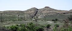 Independent Dike (gilsonite dike in the Uinta Formation, Middle Eocene; Bonanza, Utah, USA) 14