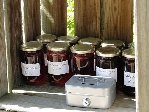 Marmelade from the farm