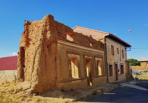 Bercianos del Real Camino, León, Spain