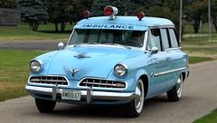 1954 Studebaker Commander Conestoga Ambulet Ambulance