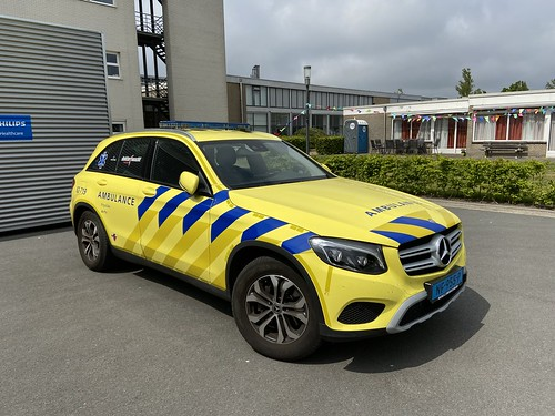 MB GLC 220D 4Matic (2017) Visser, 02-719 Witte-Kruis - Dokterswacht Friesland post Leeuwarden (NL)