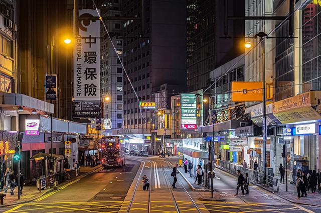 Photo:Tram Path By johnlsl