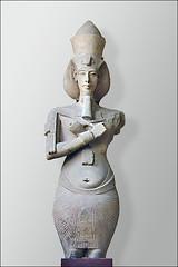 Akhénaton (Musée égyptien du Caire)