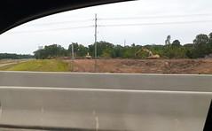 Looking eastward (toward the Getwell interchange)