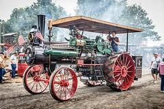 1916 Steam Traction Engine