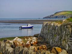 Parrog Beach, Newport, Pembrokeshire.