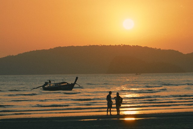 Photo:Sunset By Taiga ISHIBASHI