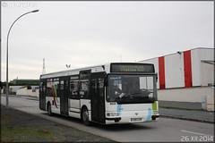 Renault Agora S – Les Rapides du Poitou (Groupe Fast, Financière Atlantique de Services et de Transports) / Vitalis n°9031