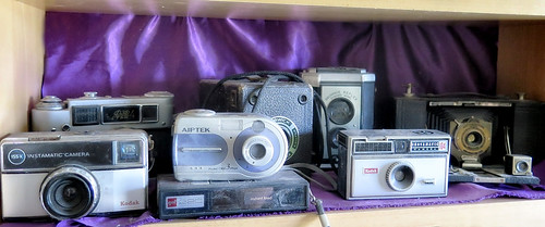 my old camera collection