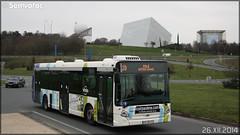 Heuliez Bus GX 327 – RTP (Régie des Transports Poitevins) / Vitalis n°239
