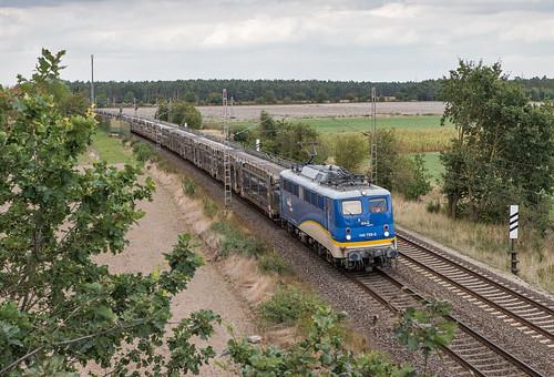 140 759 EVB Logistik. Rohrsen