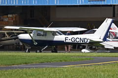 Cessna F152 'F-GCND' - Photo of Champs-sur-Marne