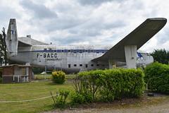 Bréguet Br.763 Provence 'F-BACC' (really 'F-BASS' or '306')
