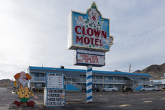 The Clown - Tonopah, Nevada. 2017